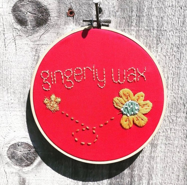 Gingerly Wax